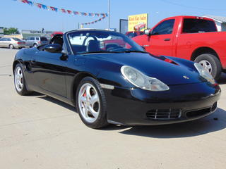 2000 Porsche Boxster S Photo