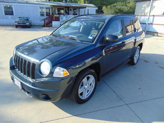2008 Jeep Compass Photo
